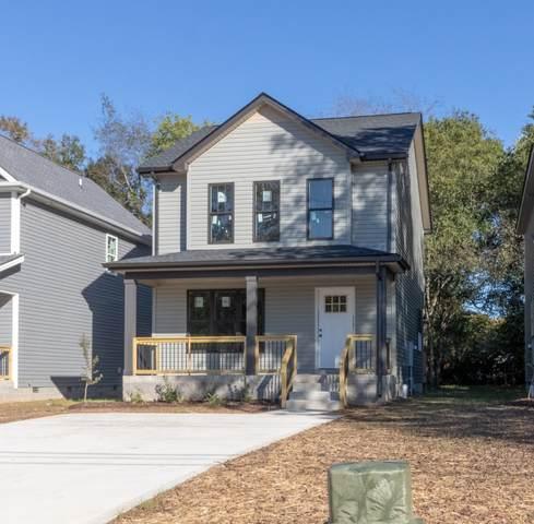 865 Central Ave, Clarksville, TN 37040 (MLS #RTC2301300) :: John Jones Real Estate LLC