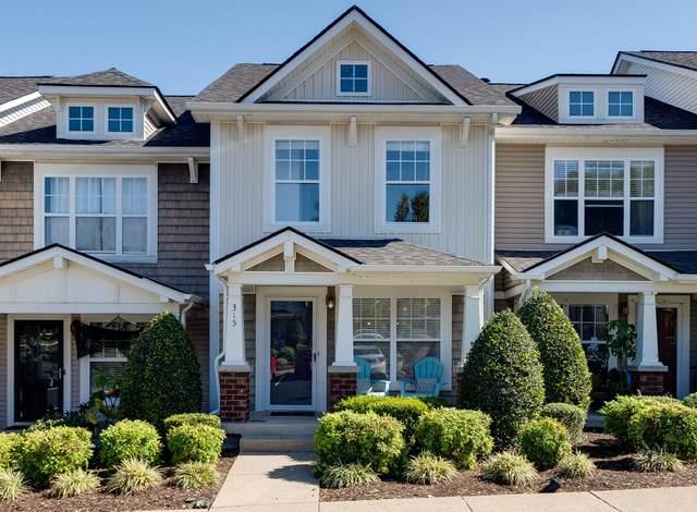 315 Shadow Glen Dr, Nashville, TN 37211 (MLS #RTC2301302) :: Team George Weeks Real Estate