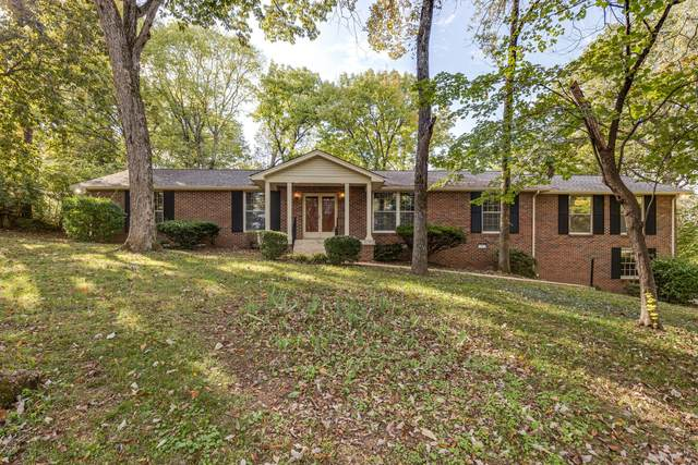 949 Plateau Pkwy, Nashville, TN 37205 (MLS #RTC2301312) :: Maples Realty and Auction Co.