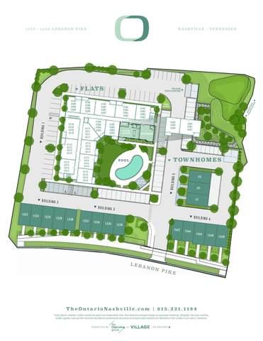 1540 Lebanon Pike #412, Nashville, TN 37210 (MLS #RTC2301324) :: Ashley Claire Real Estate - Benchmark Realty