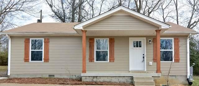 1307 Givens Ln, Clarksville, TN 37040 (MLS #RTC2301332) :: Amanda Howard Sotheby's International Realty
