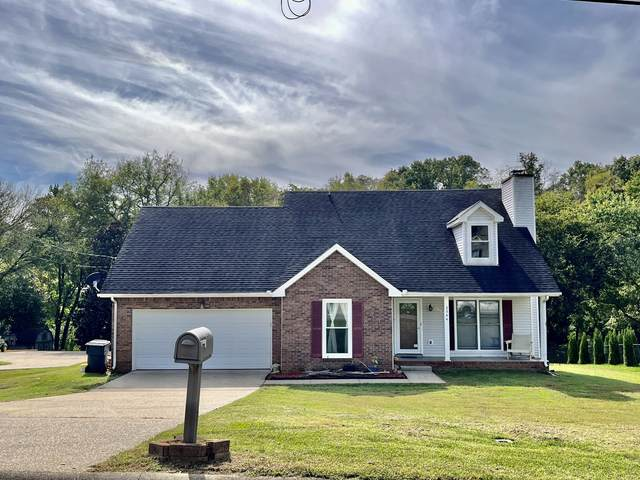 3344 Clearwater Dr, Clarksville, TN 37042 (MLS #RTC2301346) :: The Home Network by Ashley Griffith