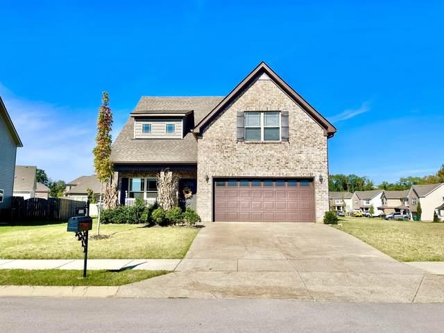 4001 Oxford Pl, Spring Hill, TN 37174 (MLS #RTC2301365) :: John Jones Real Estate LLC