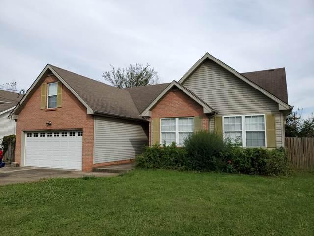 3548 Sandpiper Dr, Clarksville, TN 37042 (MLS #RTC2301380) :: Nashville Roots