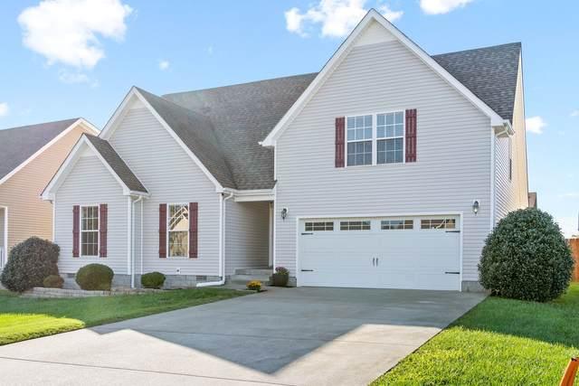 3722 Suiter Rd, Clarksville, TN 37040 (MLS #RTC2301389) :: The Godfrey Group, LLC