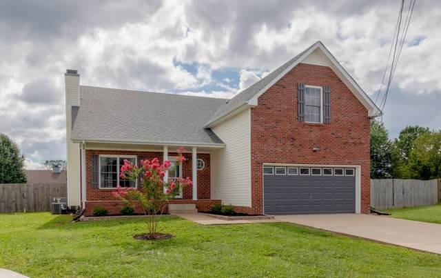 1135 Lamont Ct, Clarksville, TN 37042 (MLS #RTC2301392) :: John Jones Real Estate LLC