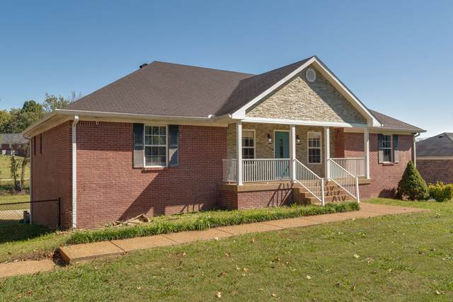 880 Todd Ave, Lewisburg, TN 37091 (MLS #RTC2301403) :: Michelle Strong