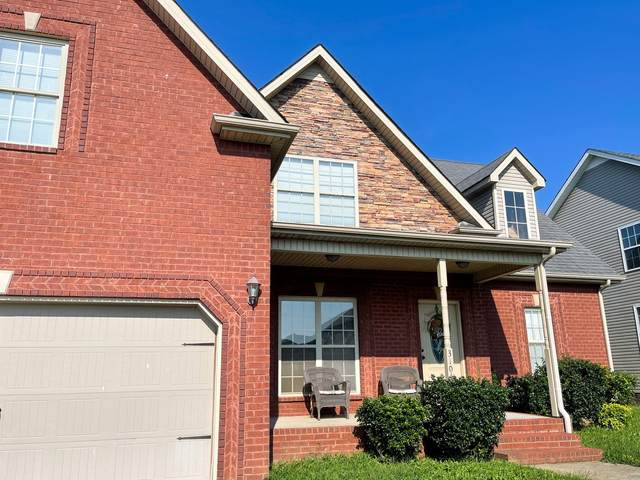 3104 Twelve Oaks Blvd, Clarksville, TN 37042 (MLS #RTC2301492) :: The Home Network by Ashley Griffith