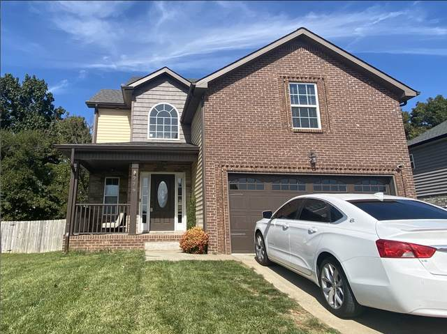 779 Banister Dr, Clarksville, TN 37042 (MLS #RTC2301537) :: The Miles Team | Compass Tennesee, LLC