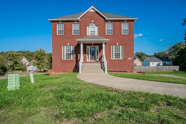 1189 Channelview Dr, Clarksville, TN 37040 (MLS #RTC2301571) :: The Miles Team | Compass Tennesee, LLC