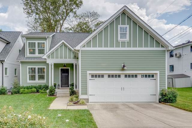 706 Croley Dr, Nashville, TN 37209 (MLS #RTC2301579) :: Team George Weeks Real Estate