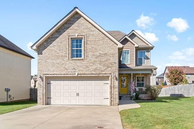 3726 Windhaven Ct, Clarksville, TN 37040 (MLS #RTC2301607) :: Re/Max Fine Homes