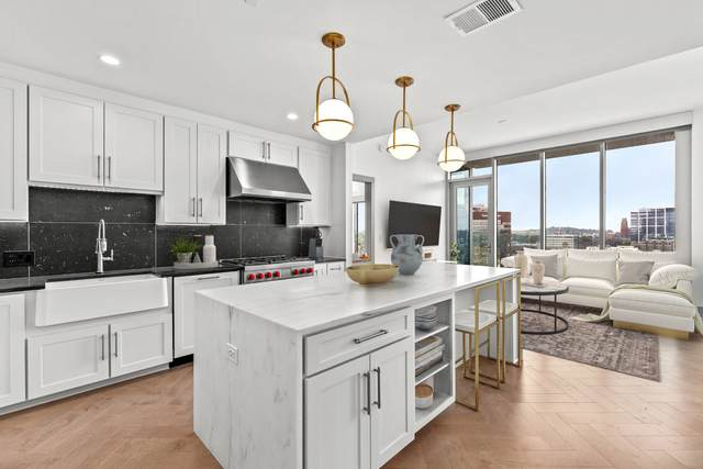 1616 West End Avenue 11D, Nashville, TN 37203 (MLS #RTC2301664) :: Ashley Claire Real Estate - Benchmark Realty