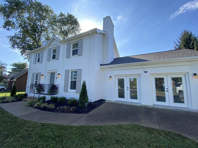 512 Overview Ln, Franklin, TN 37064 (MLS #RTC2301729) :: The Miles Team   Compass Tennesee, LLC