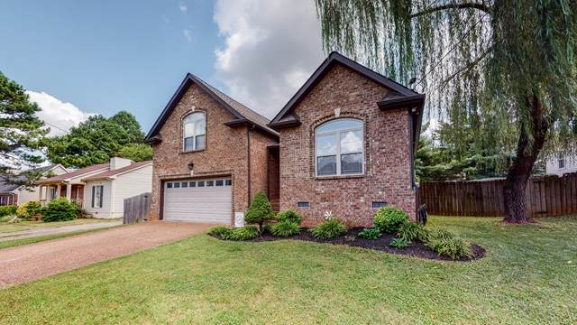 1415 Hilltop Dr, Mount Juliet, TN 37122 (MLS #RTC2301730) :: Armstrong Real Estate
