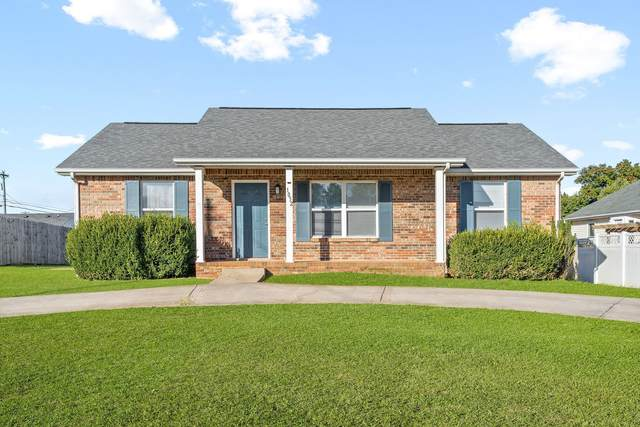 1052 Chucker Ct, Clarksville, TN 37042 (MLS #RTC2301803) :: Ashley Claire Real Estate - Benchmark Realty