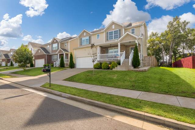 525 Gracewood Grv, Antioch, TN 37013 (MLS #RTC2301820) :: Ashley Claire Real Estate - Benchmark Realty