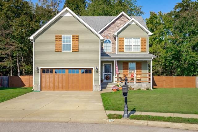 749 Sleek Fox Dr, Clarksville, TN 37040 (MLS #RTC2301849) :: John Jones Real Estate LLC