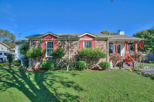 614 Blake Moore Dr, La Vergne, TN 37086 (MLS #RTC2301876) :: Village Real Estate