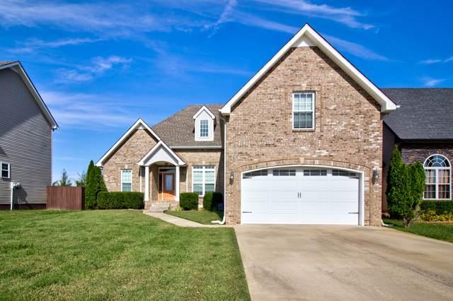 707 Ellie Nat Dr, Clarksville, TN 37040 (MLS #RTC2301961) :: Re/Max Fine Homes