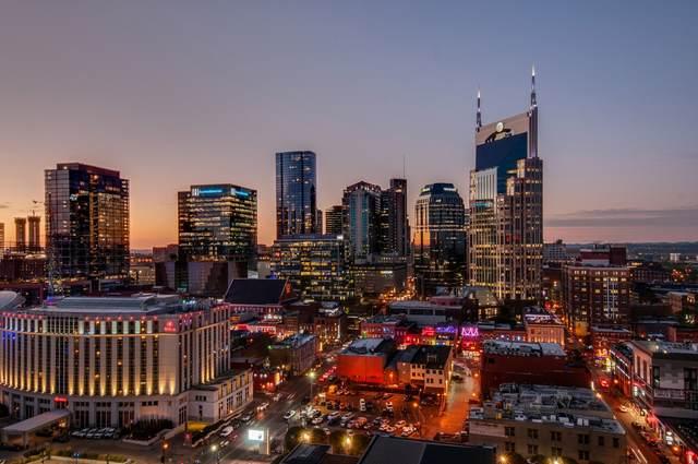 301 Demonbreun St #1903, Nashville, TN 37201 (MLS #RTC2301981) :: Trevor W. Mitchell Real Estate