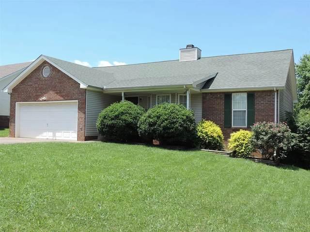 1218 Crystal Dr, Clarksville, TN 37042 (MLS #RTC2302002) :: Candice M. Van Bibber | RE/MAX Fine Homes