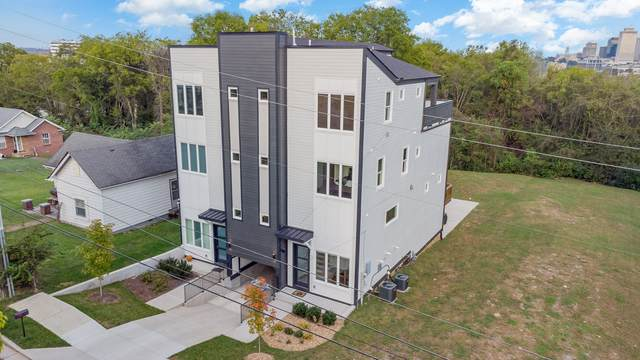 750A 22nd Ave N, Nashville, TN 37208 (MLS #RTC2302086) :: Exit Realty Music City