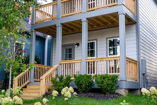 1609B 9th Ave N, Nashville, TN 37208 (MLS #RTC2302087) :: Real Estate Works