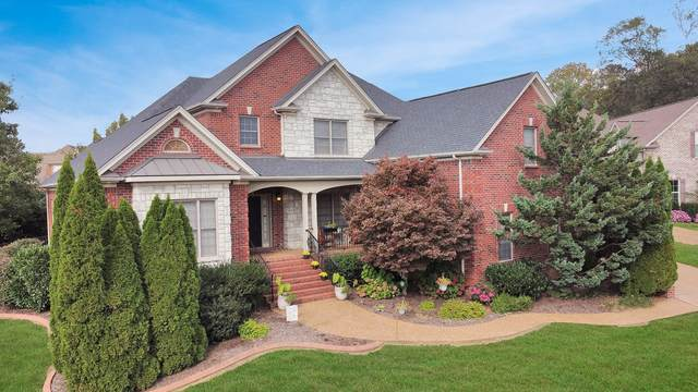 1003 Carlyle Ct, Hendersonville, TN 37075 (MLS #RTC2302094) :: Nashville on the Move