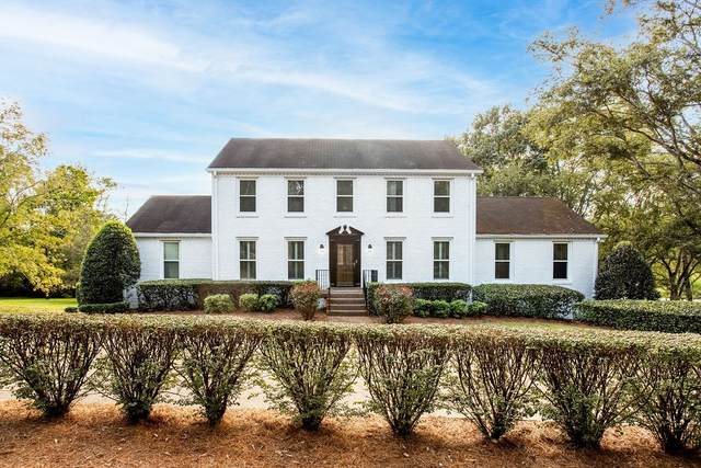 6300 Laurelwood Dr, Brentwood, TN 37027 (MLS #RTC2302116) :: Real Estate Works