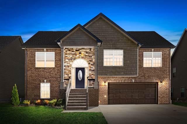 1293 Winterset Dr, Clarksville, TN 37040 (MLS #RTC2302122) :: John Jones Real Estate LLC