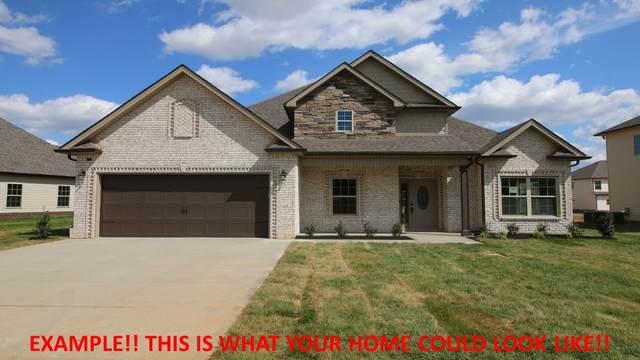 540 Summerfield, Clarksville, TN 37040 (MLS #RTC2302232) :: John Jones Real Estate LLC