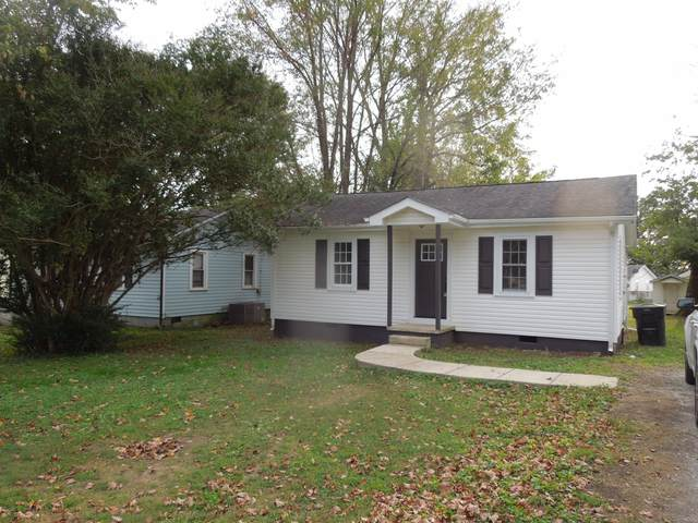 308 Oakwood Rd, Tullahoma, TN 37388 (MLS #RTC2302308) :: Nashville on the Move