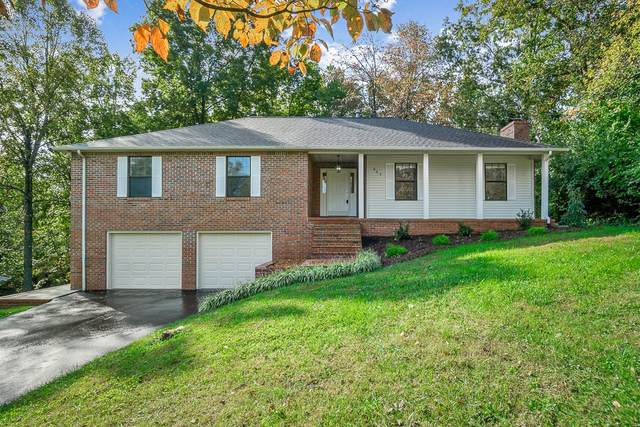 864 Spring Valley Rd, Cookeville, TN 38501 (MLS #RTC2302309) :: Movement Property Group