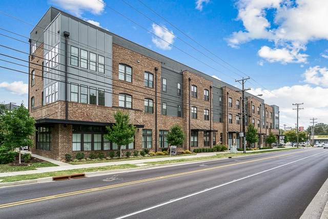 1077 E Trinity Ln #307, Nashville, TN 37216 (MLS #RTC2302315) :: The Home Network by Ashley Griffith
