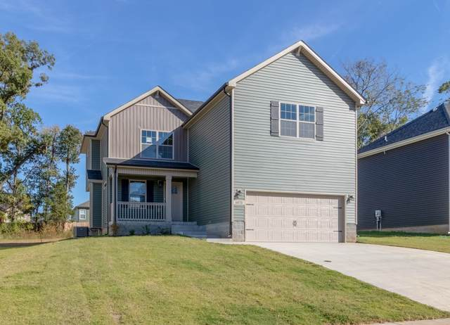 1075 Spicer Drive, Clarksville, TN 37042 (MLS #RTC2302379) :: Re/Max Fine Homes