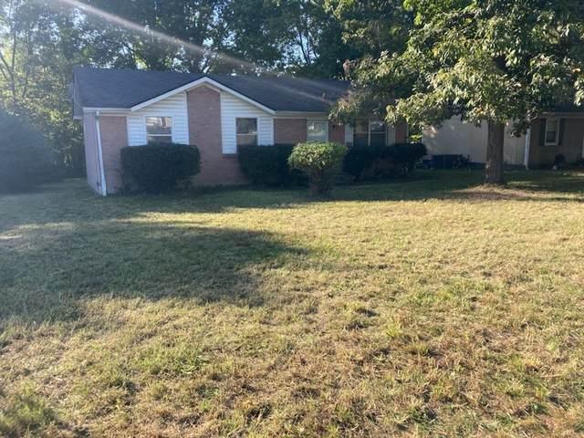 1588 Bevard Rd, Clarksville, TN 37042 (MLS #RTC2302381) :: Nashville on the Move
