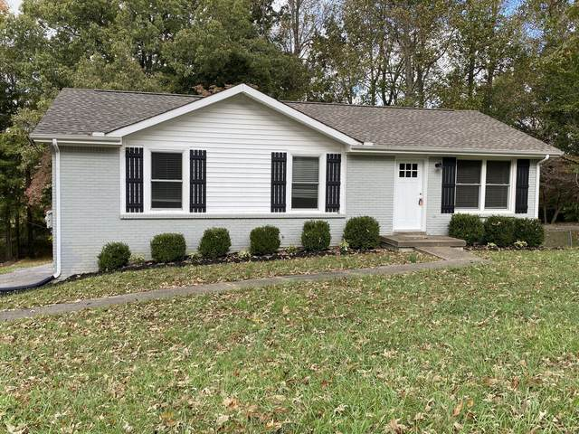 549 Briarwood Dr, Clarksville, TN 37040 (MLS #RTC2302407) :: John Jones Real Estate LLC