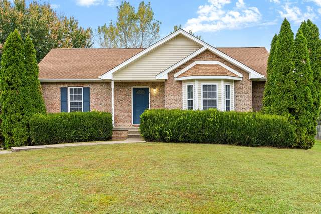 1763 Cabana Dr, Clarksville, TN 37042 (MLS #RTC2302424) :: Cory Real Estate Services