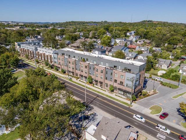 1077 E Trinity Ln #405, Nashville, TN 37216 (MLS #RTC2302445) :: The Home Network by Ashley Griffith