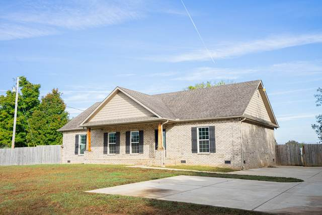 1424 Hwy 64 W, Shelbyville, TN 37160 (MLS #RTC2302472) :: The Helton Real Estate Group