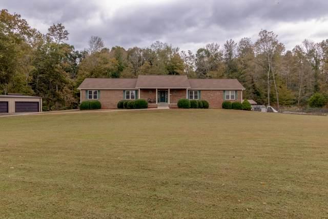 2323 Dunbar Rd, Woodlawn, TN 37191 (MLS #RTC2302474) :: The Home Network by Ashley Griffith