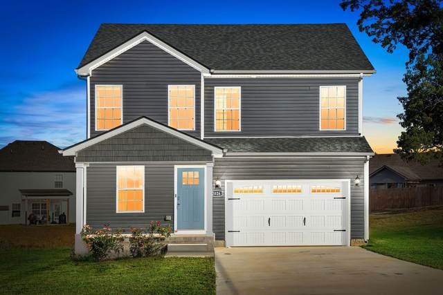 2026 Jackie Lorraine Dr, Clarksville, TN 37042 (MLS #RTC2302485) :: Re/Max Fine Homes
