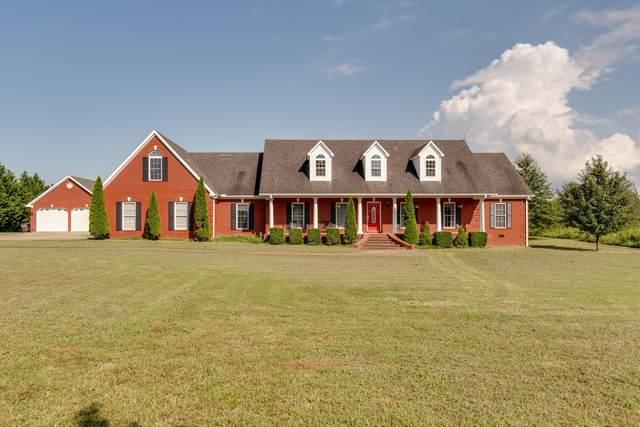 36 Aldridge Rd, Leoma, TN 38468 (MLS #RTC2302492) :: Nashville on the Move