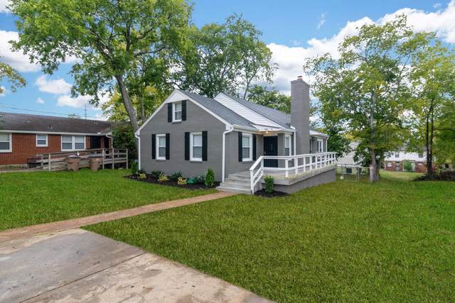 930 32nd Ave N A, Nashville, TN 37209 (MLS #RTC2302493) :: HALO Realty