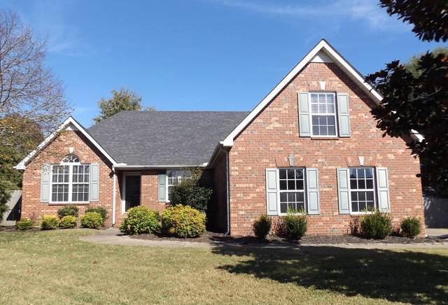 2711 Comer Dr, Murfreesboro, TN 37128 (MLS #RTC2302498) :: John Jones Real Estate LLC