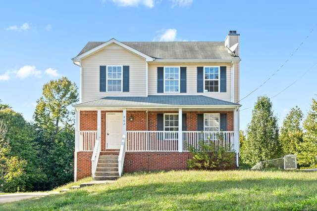 962 Sugarcane Way, Clarksville, TN 37040 (MLS #RTC2302501) :: The Home Network by Ashley Griffith