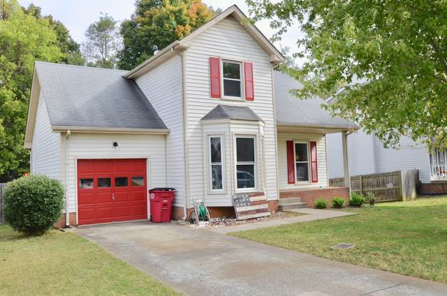 2153 Bauling Ln, Clarksville, TN 37040 (MLS #RTC2302503) :: The Home Network by Ashley Griffith