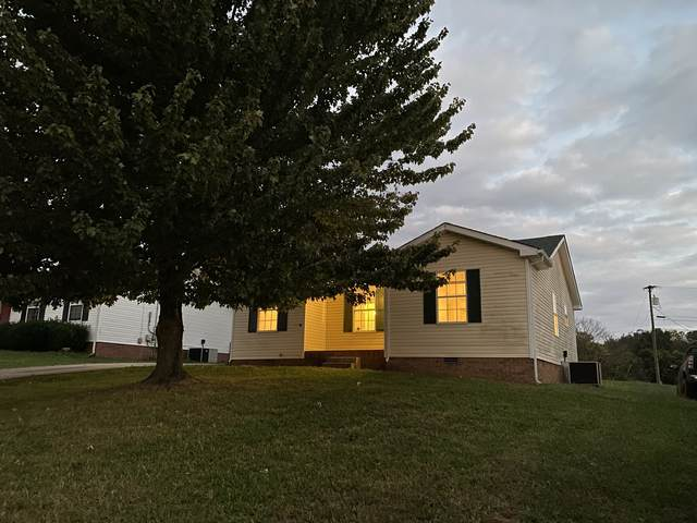 229 Cranklen Cir, Clarksville, TN 37042 (MLS #RTC2302507) :: The Home Network by Ashley Griffith