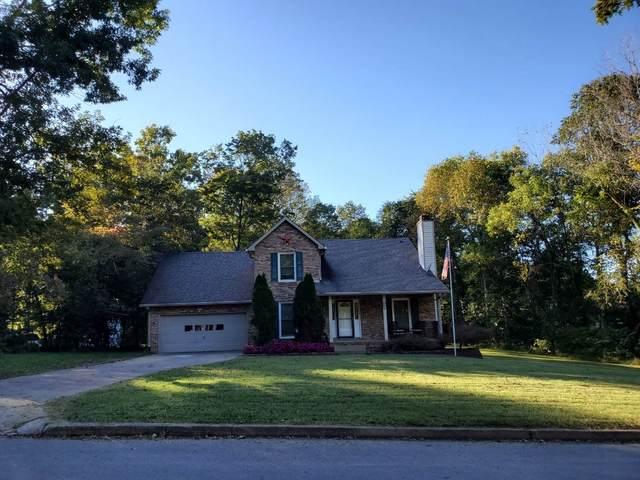 3382 E Rhett Butler Rd, Clarksville, TN 37042 (MLS #RTC2302512) :: The Home Network by Ashley Griffith